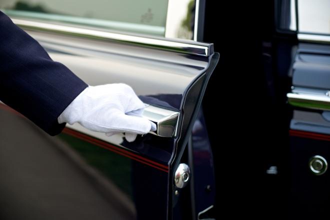 Ecclestons London Luxury Chauffeur service